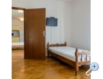Apartmány Ankorica - Omiš Chorvatsko