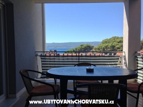 Apartmány Arambašić - Omiš Chorvatsko