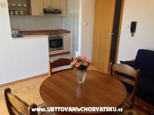 Appartements Arambašić - Omiš Kroatien