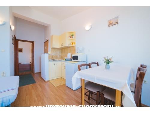 Apartmány Babić - Omiš Chorvátsko