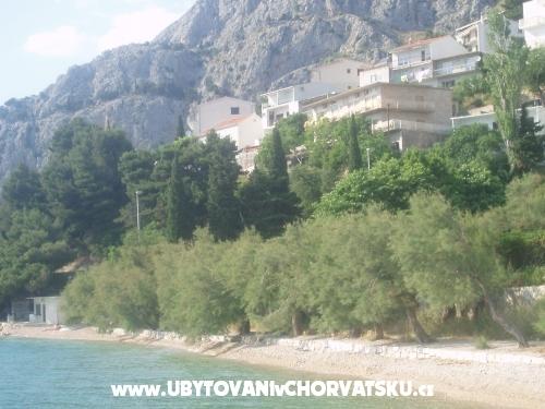 Apartmány Babić - Omiš Chorvatsko