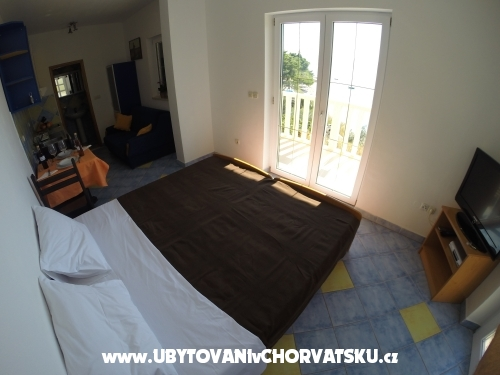 Appartements Begic - Omiš Croatie