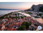 Ferienwohnungen Bernarda Stanići - Omiš Kroatien