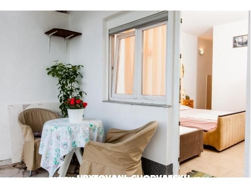 Apartmány Blaženka Kovačić - Omiš Chorvátsko