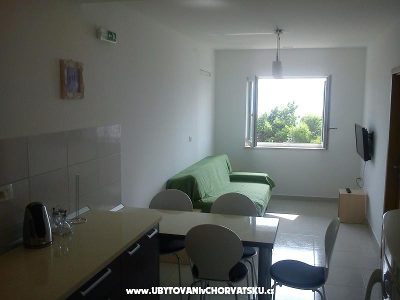 Apartmány Bojić - Omiš Chorvatsko