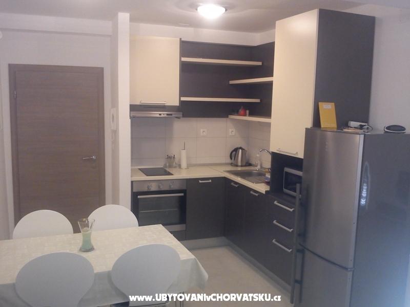 Appartementen Bojić - Omiš Kroatië