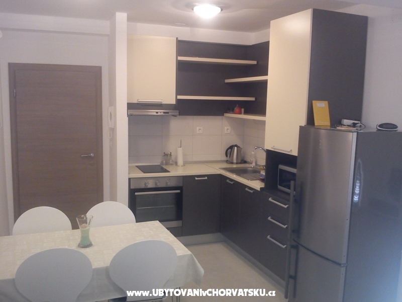 Appartements Bojić - Omiš Croatie
