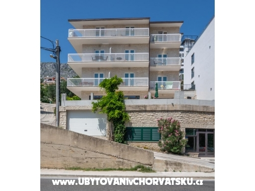 Apartments Ćosić - Omiš Croatia