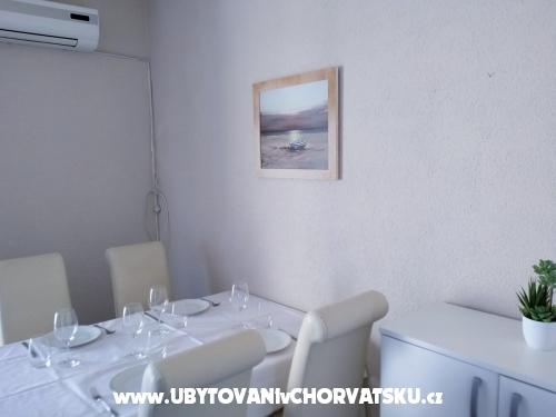 Appartements Delfin Stani�i - Omi� Croatie