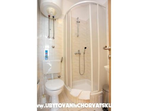Apartmány Dora - Omiš Chorvátsko