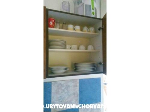 Apartmány Dragica - Omiš Chorvatsko