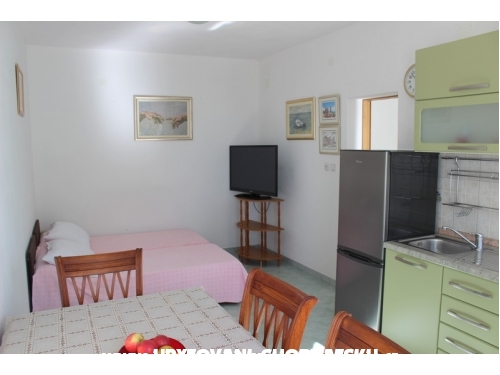 Apartmány Erceg - Omiš Chorvatsko