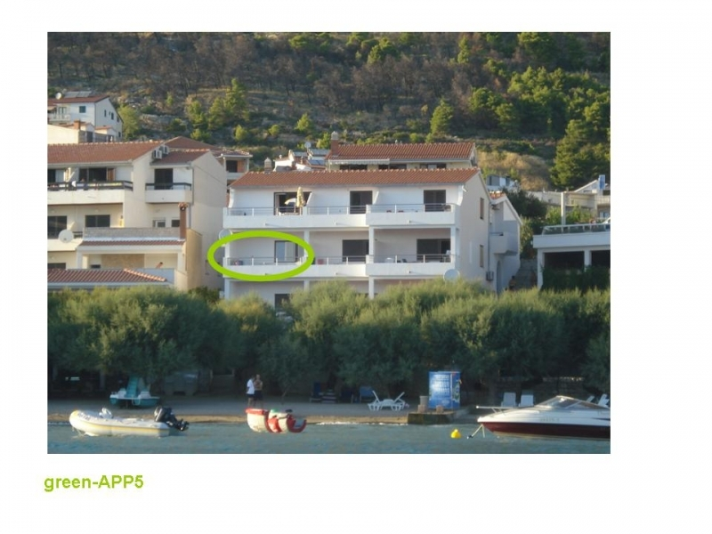 Apartments Filip Duće - Omiš Croatia