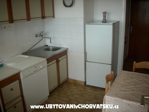 Apartmány Filip - Omiš Chorvátsko