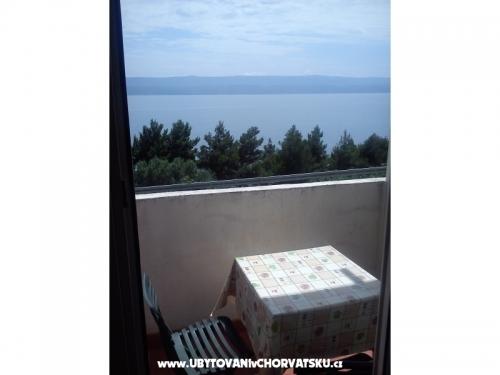 Apartamenty Filip - Omiš Chorwacja