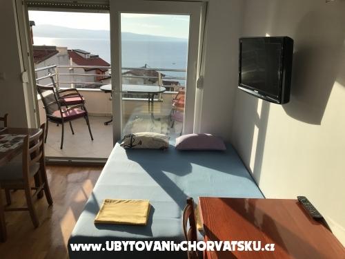 Appartements Gala - Omiš Croatie