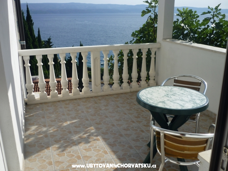 Appartements Gale Omis - Omi� Croatie