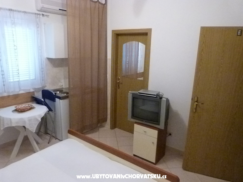 Apartmány Gale Omis - Omiš Chorvátsko