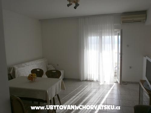 Apartmány GOGI - Omiš Chorvátsko