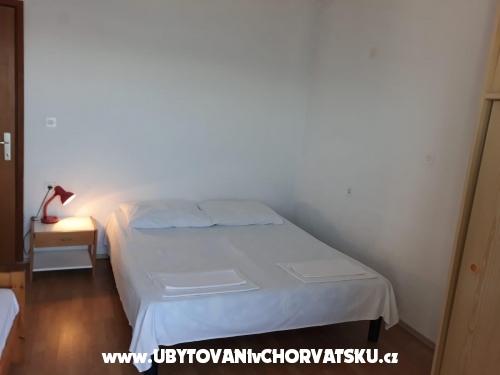Apartmány Iko - Omiš Chorvatsko