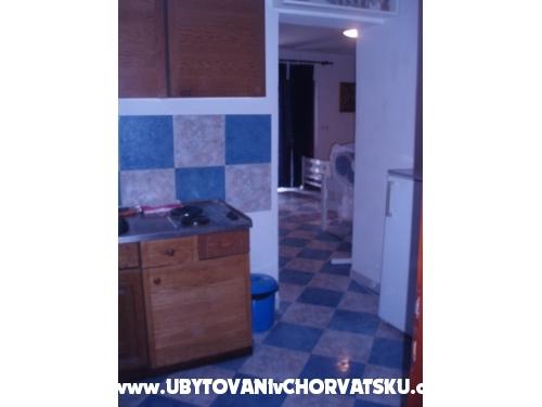 Apartmány Irina-Duće - Omiš Chorvátsko