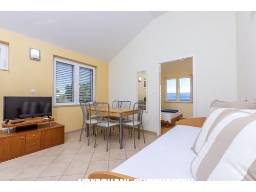 Apartments Ivan i Ian - Omiš Croatia