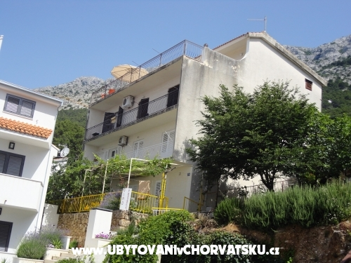 Apartments Milka - Omiš Croatia