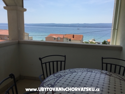 Apartments Ivanka - Omiš Croatia