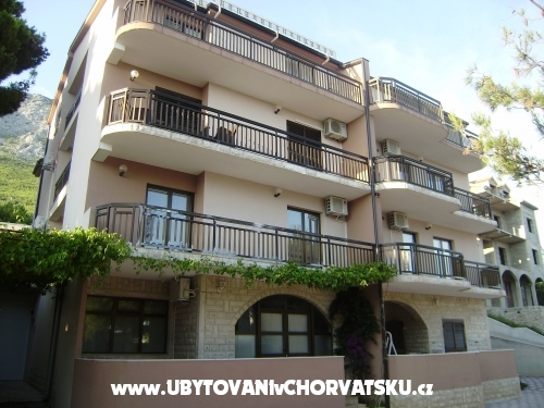 Apartments Jukic - Omiš Croatia