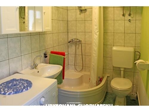 Apartmány Bašić - Omiš Chorvátsko