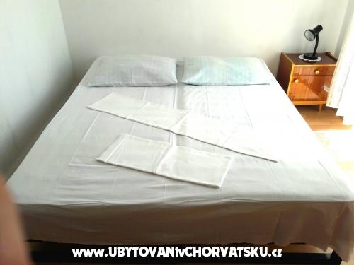 AppartementsJuričićPisak - Brela Kroatien