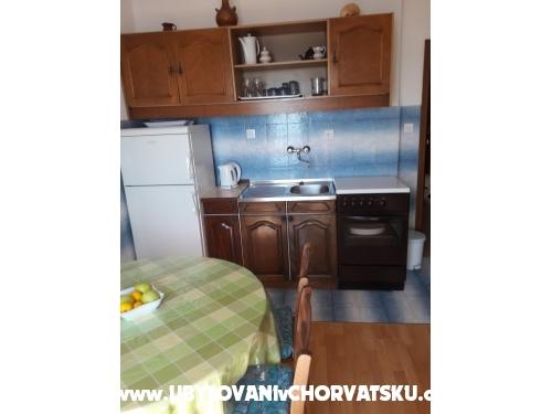 ApartmányJuričićPisak - Brela Chorvátsko