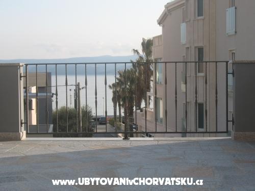 Apartmány Kaktus - Omiš Chorvatsko