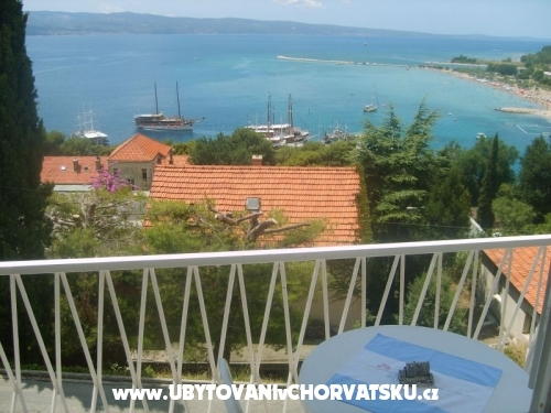 Apartments Krcatović - Omiš Croatia