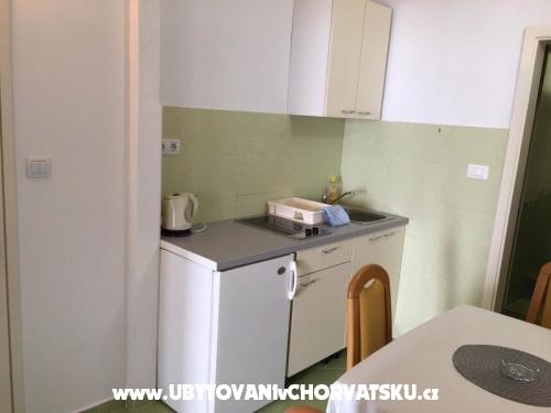 Apartments Krcatović - Omiš Croatia
