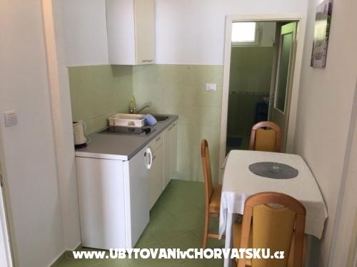 Apartmány Krcatović - Omiš Chorvatsko