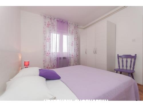 Apartmány Lelas - Omiš Chorvátsko