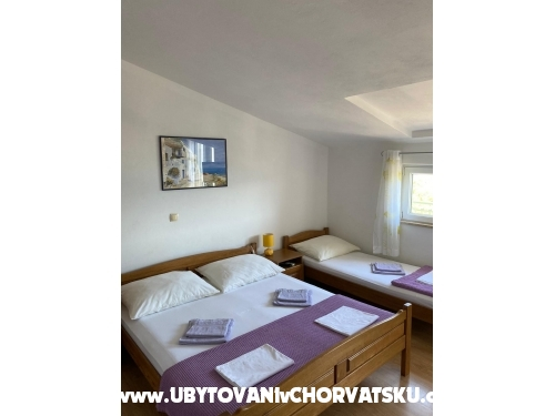 Apartmány Luna - Omiš Chorvátsko