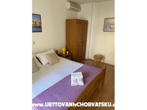 Apartmanok Luna - Omiš Horvátország