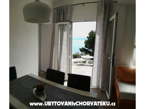 Apartmány Mali Princ - Omiš Chorvatsko