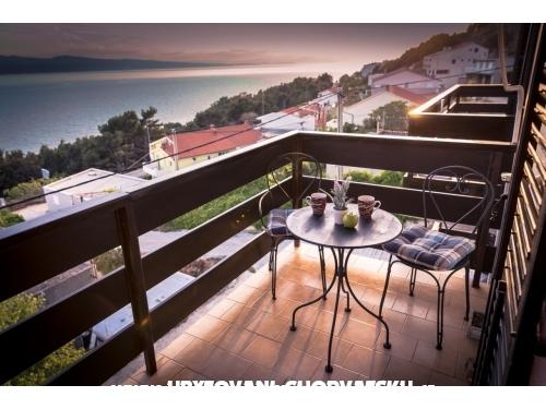Appartements Marija i Martin (2. kat) - Omiš Kroatien