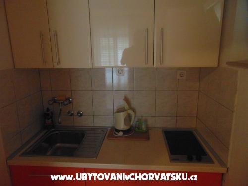 Apartmány Marija Jelić - Omiš Chorvátsko