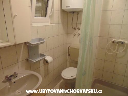 Apartmány Marija Jelić - Omiš Chorvatsko