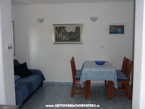 Apartmaji Kolura-Marija Dragičević - Omiš Hrvaška