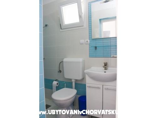 Apartmány Kolura-Marija Dragičević - Omiš Chorvatsko