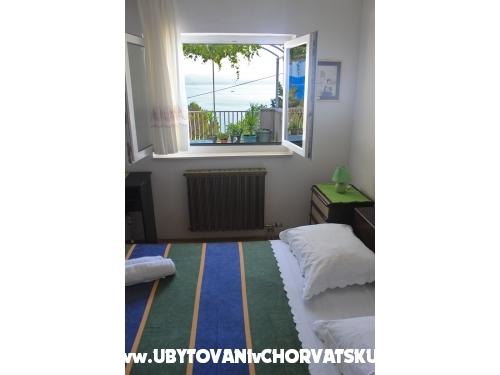 Appartements Kolura-Marija Dragičević - Omiš Croatie