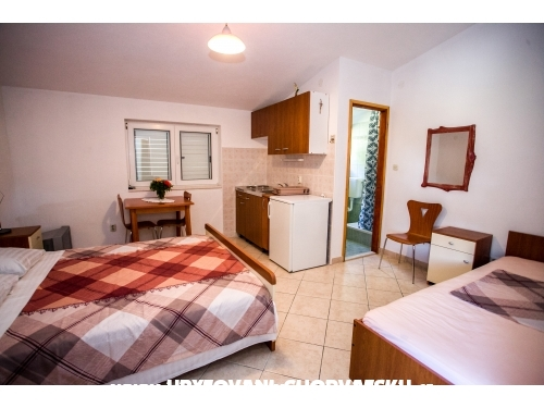 Appartements Marijo & Marija - Omiš Kroatien