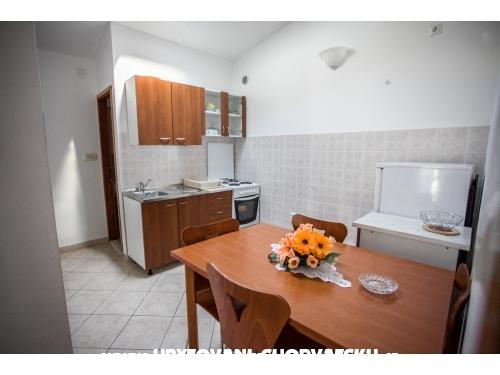 Apartmanok Marijo & Marija - Omiš Horvátország