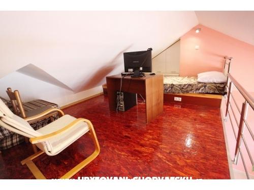 Apartmány Marijo - Omiš Chorvatsko