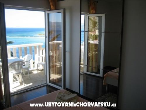 Apartamenty Matej i Anea - Omiš Chorwacja